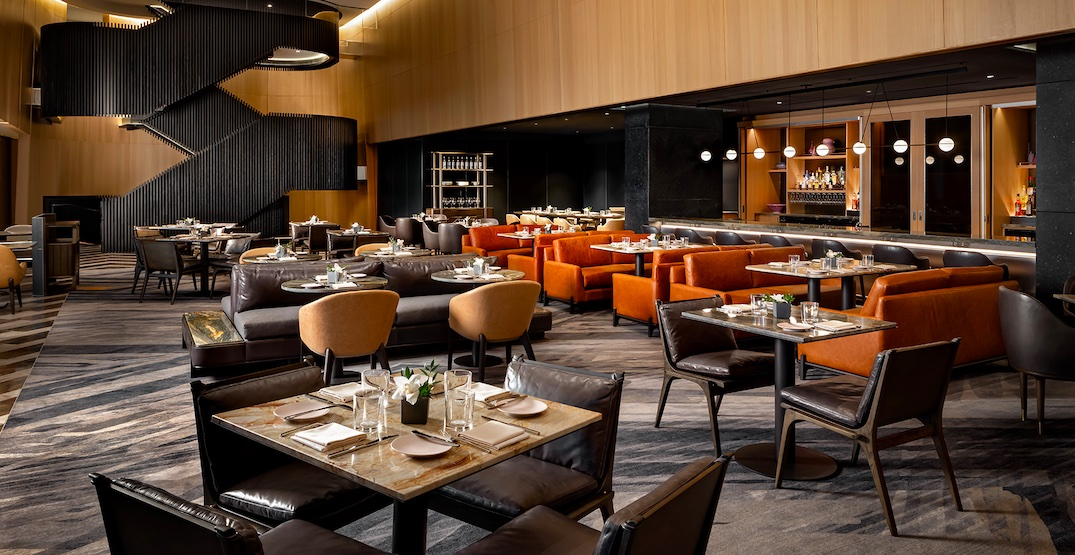 Joni is Toronto's newest restaurant located in a luxurious hotel
