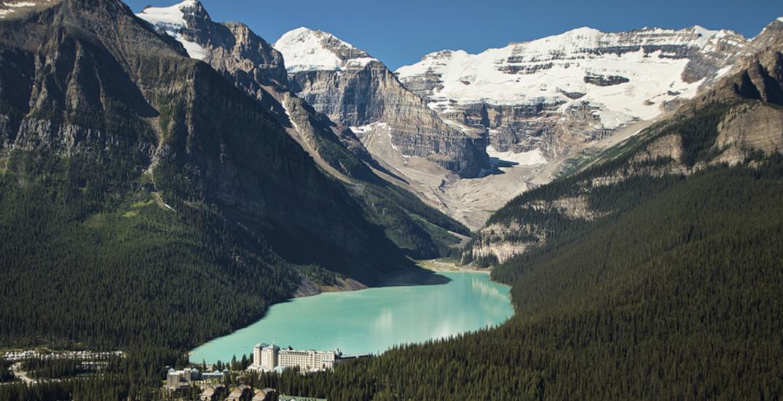 Three stunning Alberta resorts ranked among the best in Canada