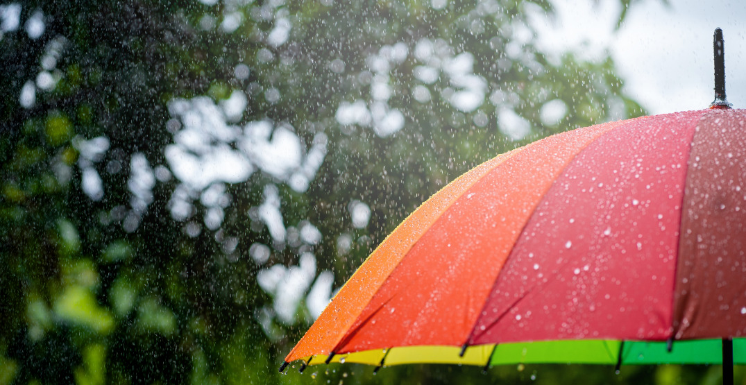 Heavy rainfall warning for Vancouver signals fall is around the corner