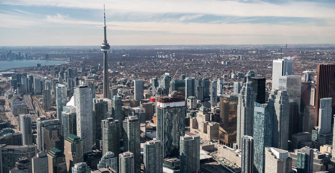 Toronto rent prices are still down 14% from last year
