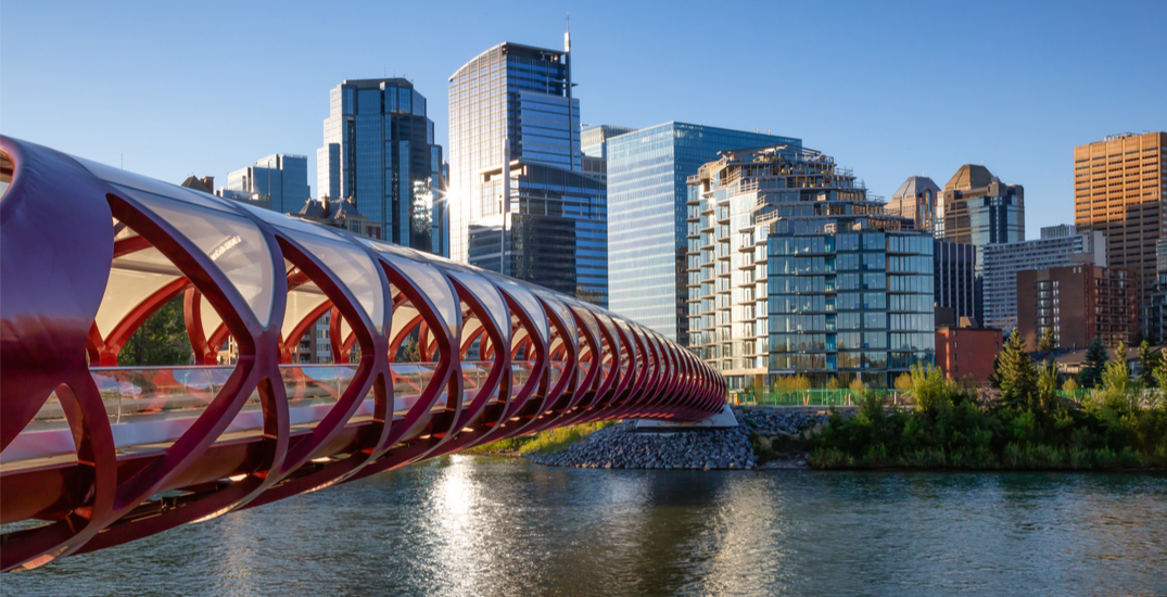 Rental property prices remained stable in Calgary last month