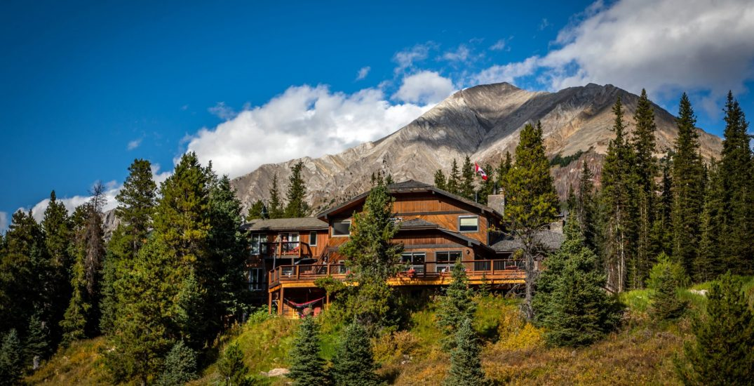 12 charming inns to stay at while exploring Alberta this fall
