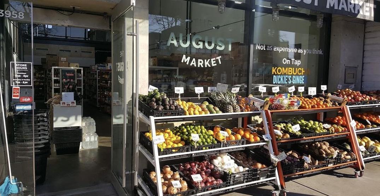 The August Market announces it's closing next month