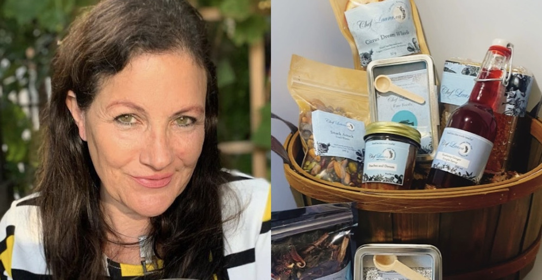 Pandemic pivot: Caterer launches products and gift baskets during COVID