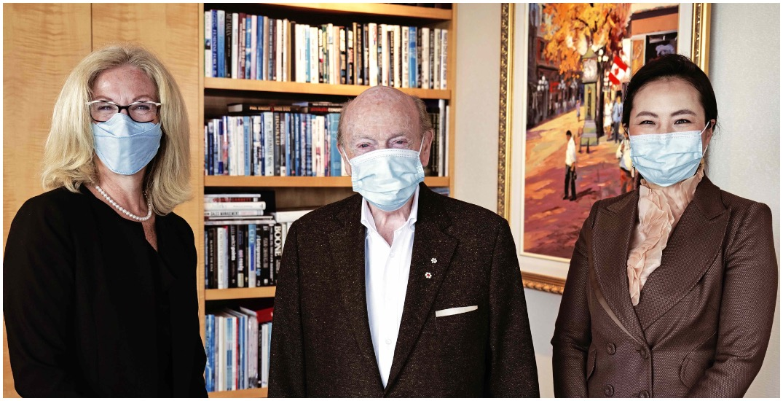 Billionaire Jim Pattison makes $4 million donation to upgrade aging Surrey hospital facility