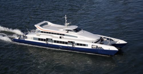 New plan to launch Nanaimo to downtown Vancouver high-speed ferry | Urbanized