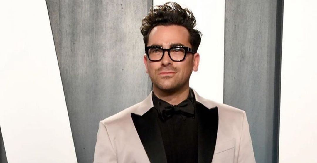 Dan Levy is getting a Netflix rom-com he'll write, direct, and star in