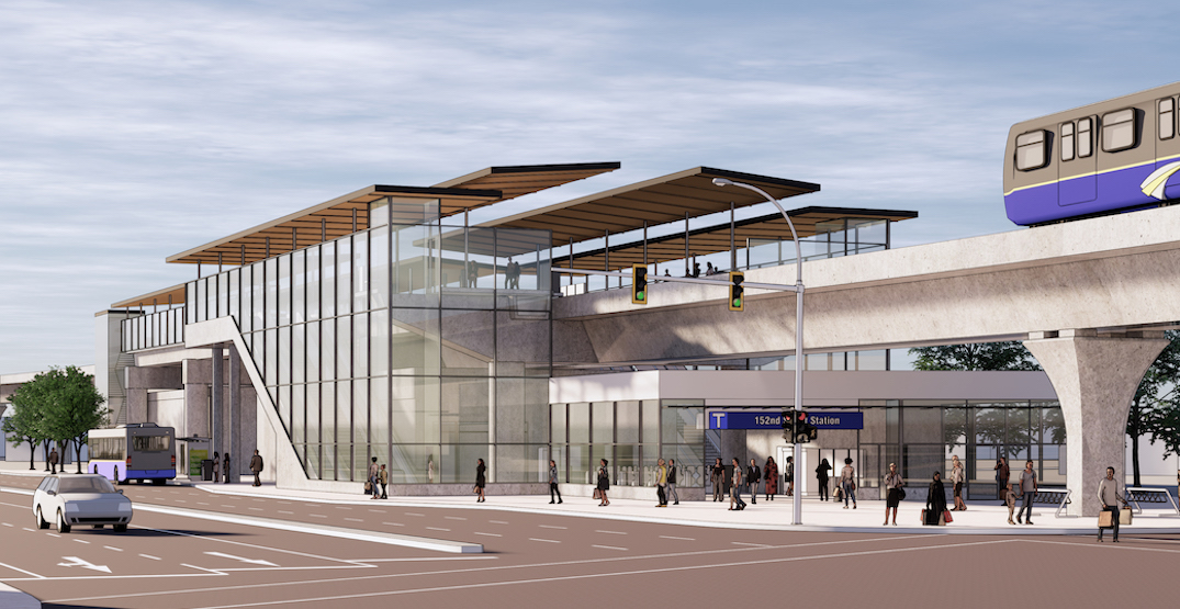 Surrey-Langley SkyTrain opening pushed to 2028