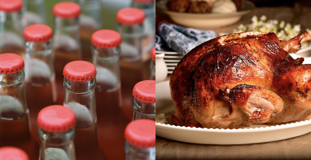 Turkey & Gravy Soda is a thing and you can buy it in Canada