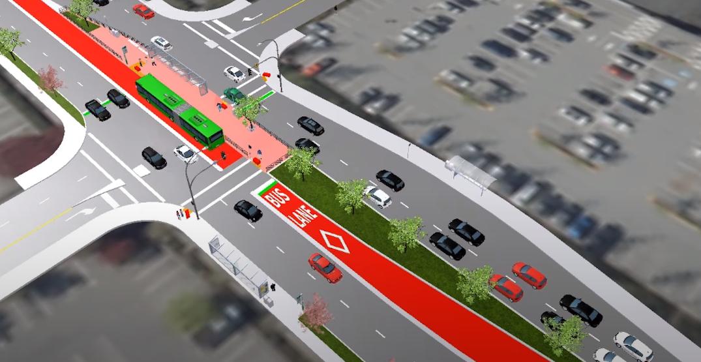 r6 scott road rapidbus stop design 72 avenue f2