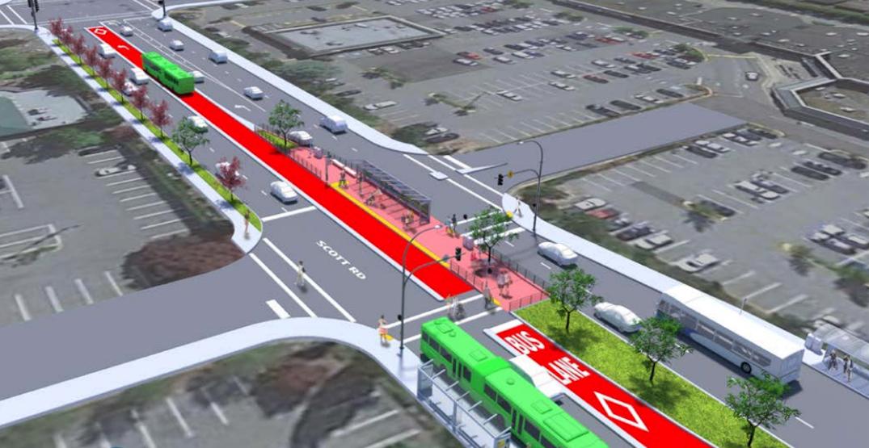 TransLink to launch new Surrey-Delta RapidBus by 2023