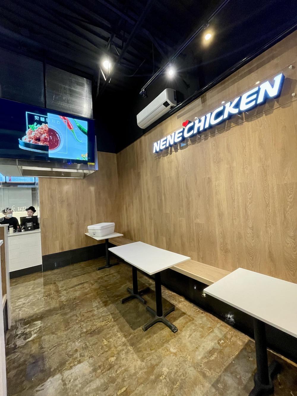 NeNe Chicken Davie Street