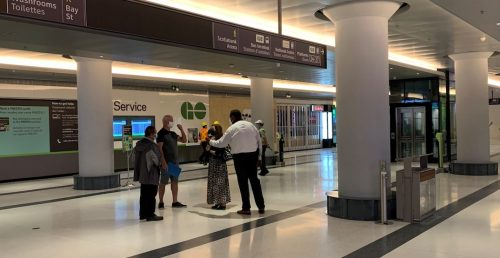 The air at Toronto's Union Station is being tested for COVID-19 | Urbanized