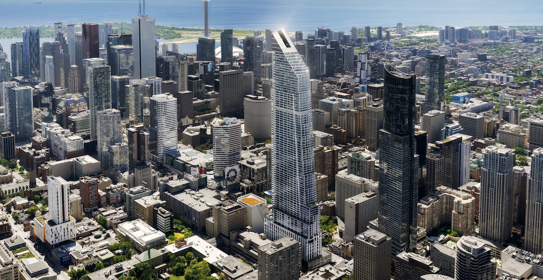 Scrapped 95-storey Toronto skyscraper given a second life