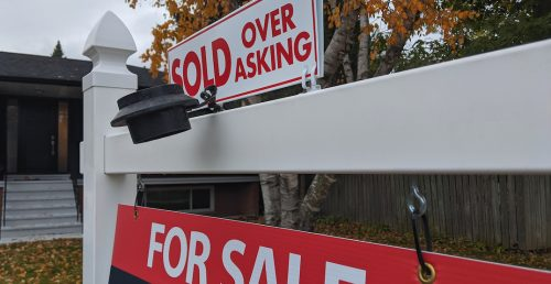 Canada's housing market continuing to cool, but just slightly