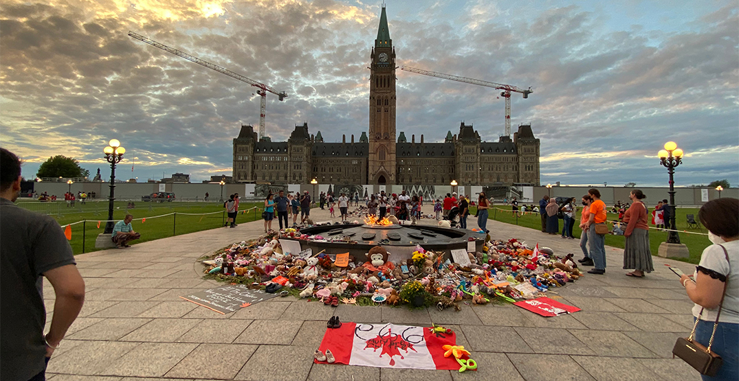 Here are the provinces observing Truth and Reconciliation Day, and those that aren't