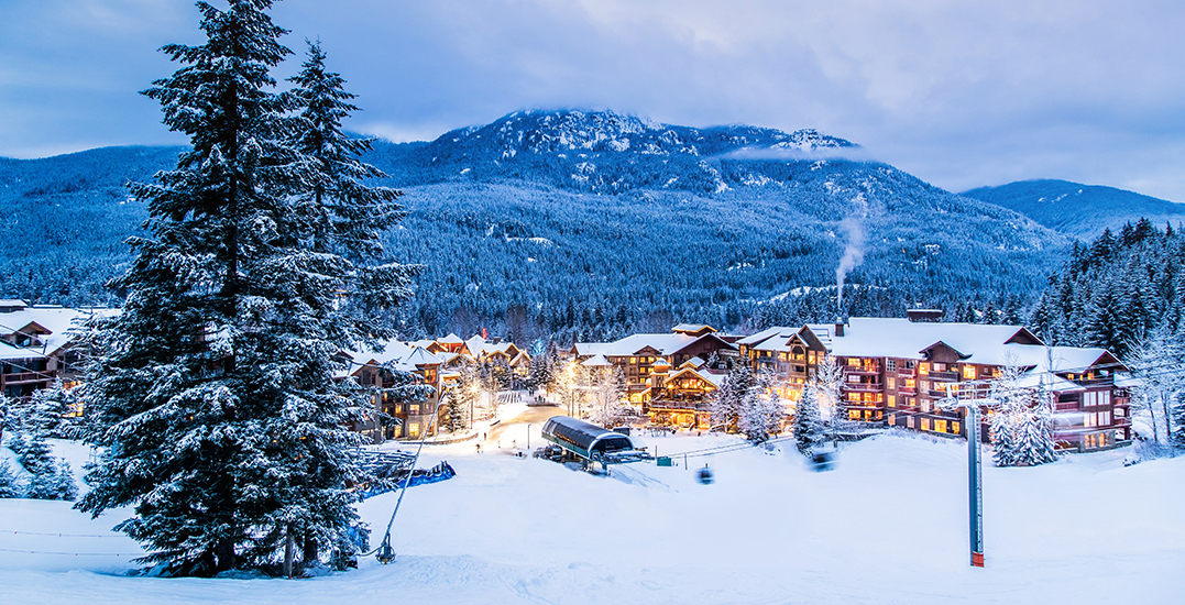 Two BC ski resorts ranked among the five best in Canada