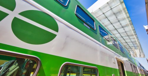 A new Toronto to London GO Train launched today | Urbanized