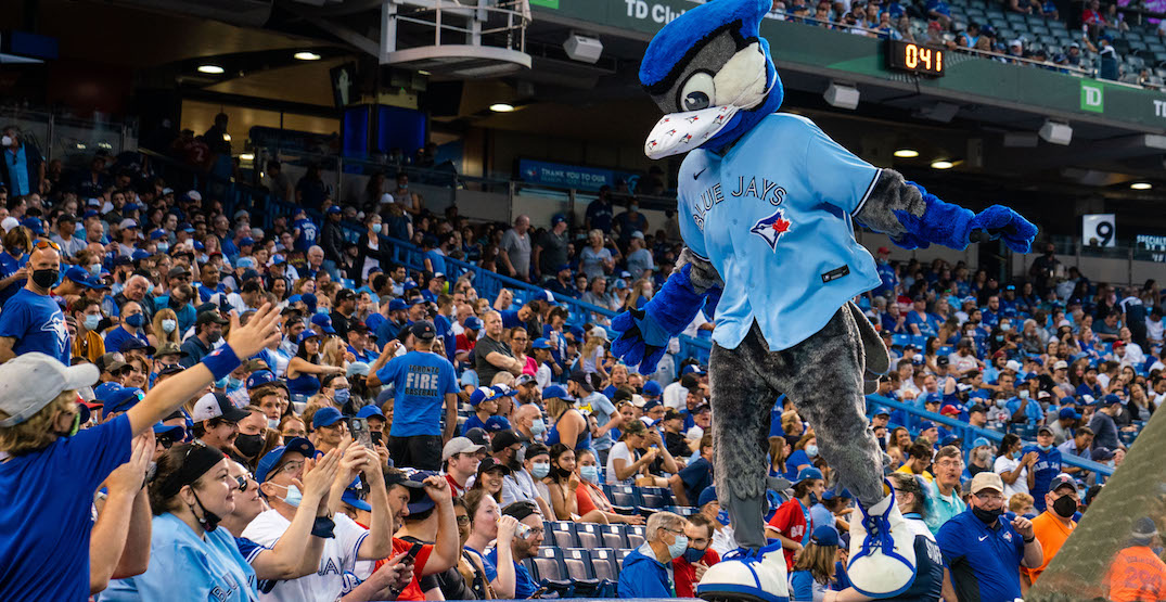 Toronto Blue Jays mentions up 88% on Twitter this month