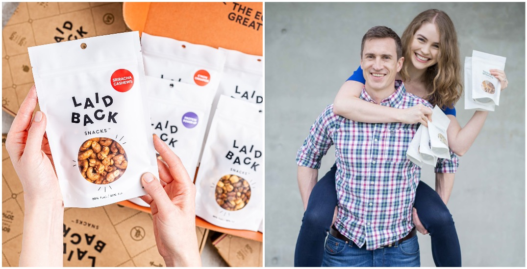 Laid Back Snacks: Relaunched brand offers subscription snacking service