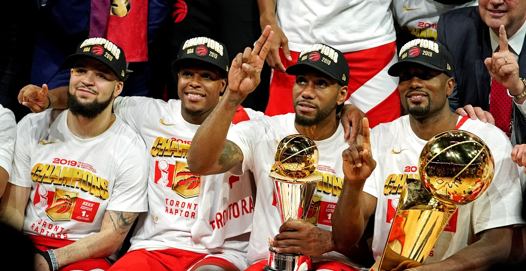 """Serge Ibaka on if he'll ever play for Raptors again: """"Never say never"""""""