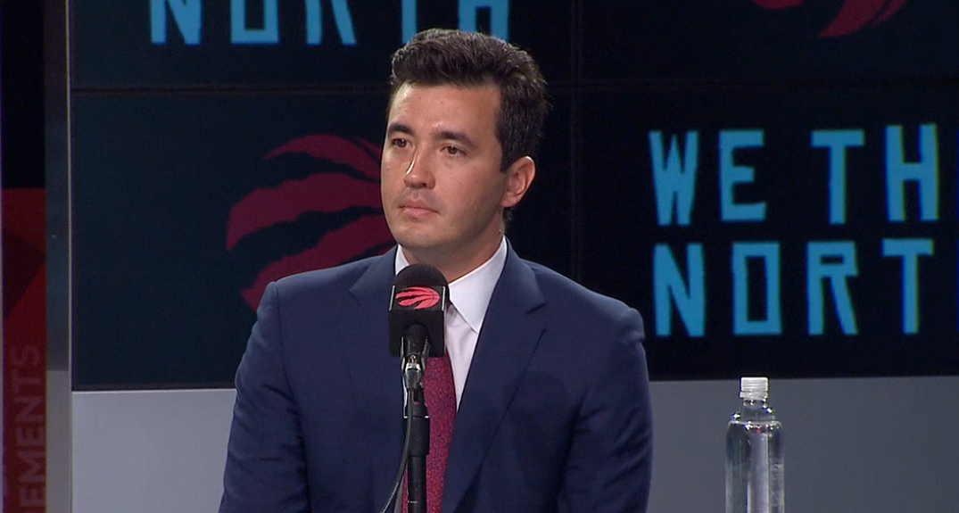"""Raptors GM says team will """"surprise a few people"""" this season"""