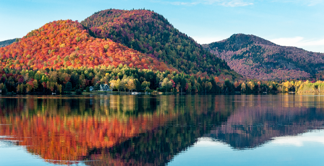 9 beautiful hikes around Quebec to tackle this fall