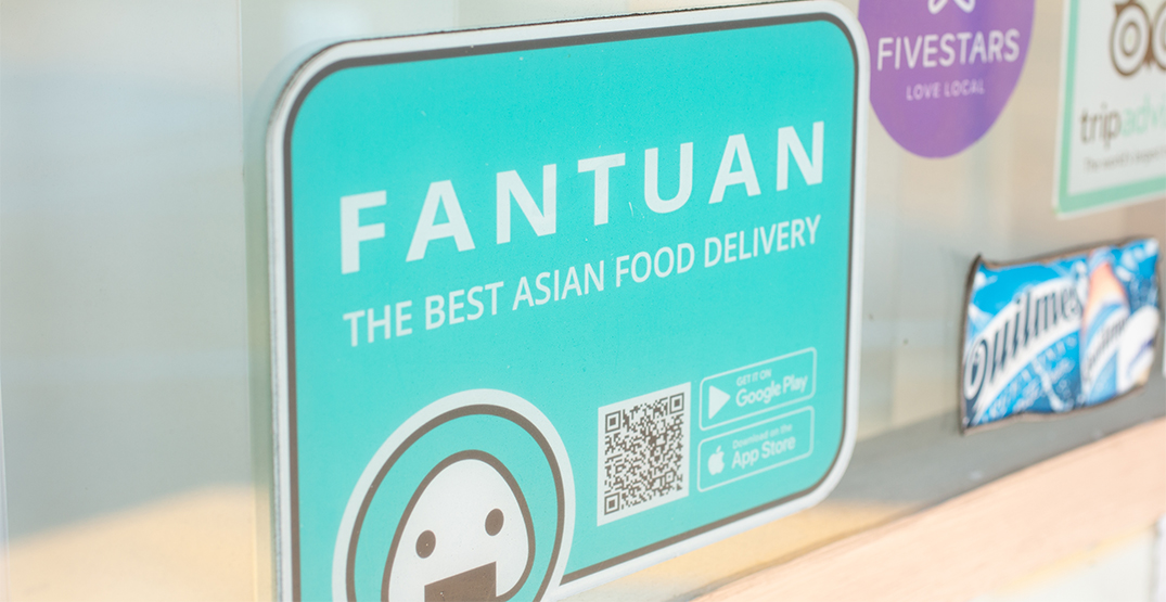 Fantuan launches English language version of food delivery app
