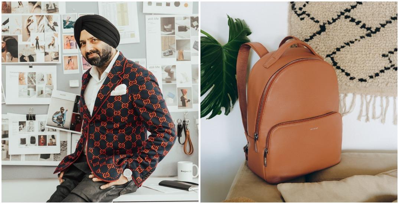 Matt & Nat's CEO Manny Kohli on growing a successful vegan leather empire