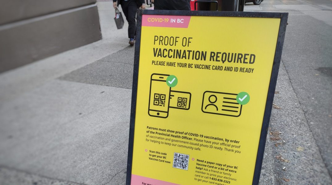 """BC Human Rights Tribunal """"drowning"""" in mask and vaccine complaints"""
