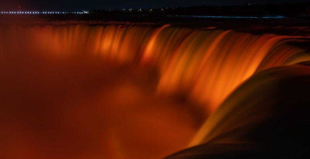 orange falls