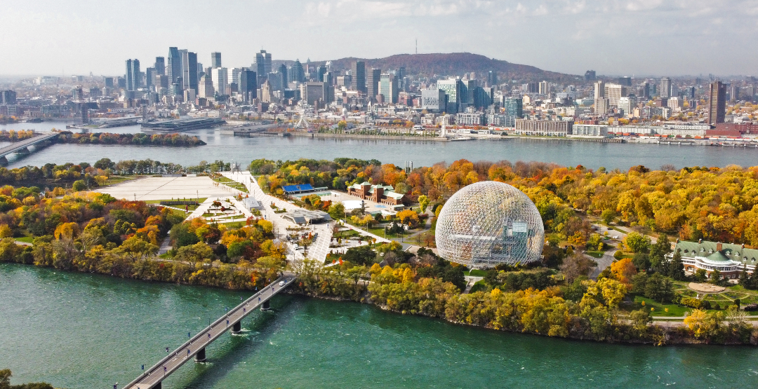 8 great spots around Montreal to soak up the fall foliage