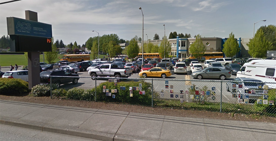 Abbotsford school shuts down partial in-person learning after spike in COVID-19 cases