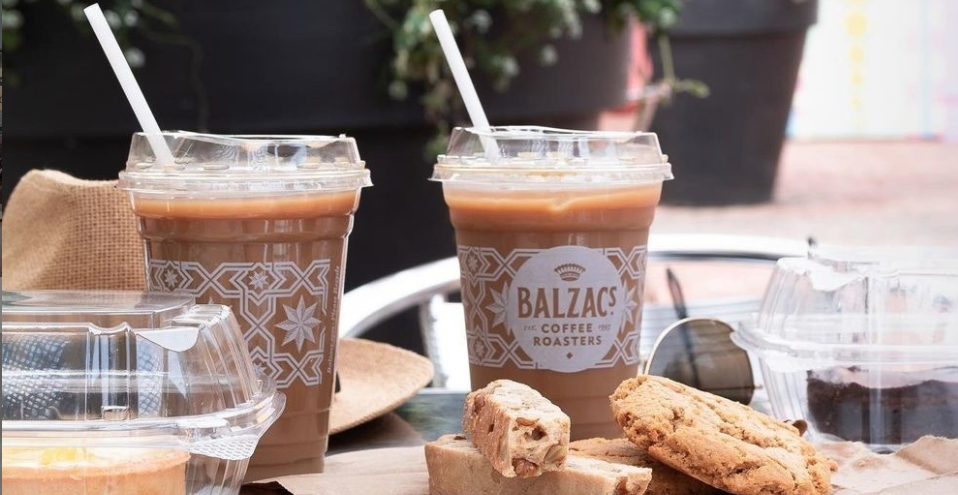 How to get FREE Balzac's coffee in Toronto this week