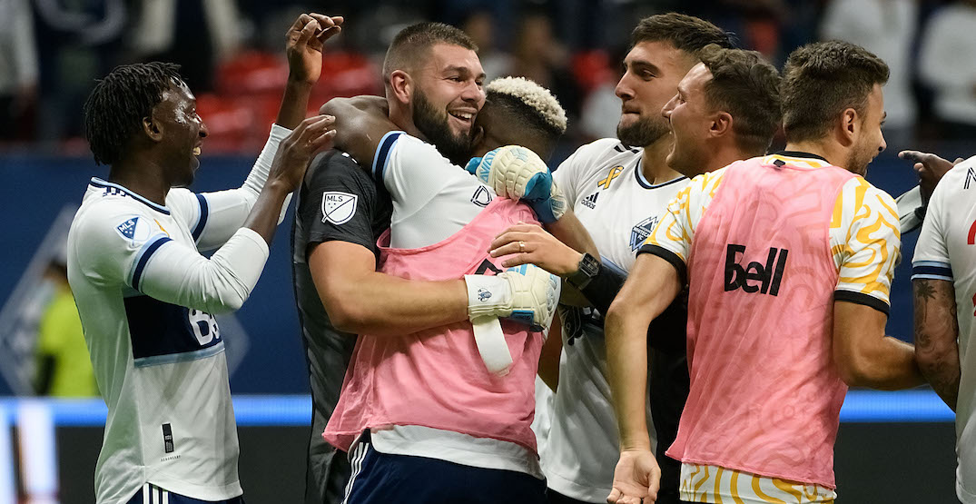 Max Crepeau's heroics keeping the Whitecaps in playoff contention