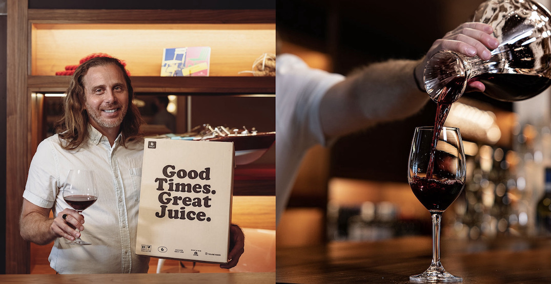 Meet the wine lover: Matthew Morgenstern of Kitchen Table Restaurants