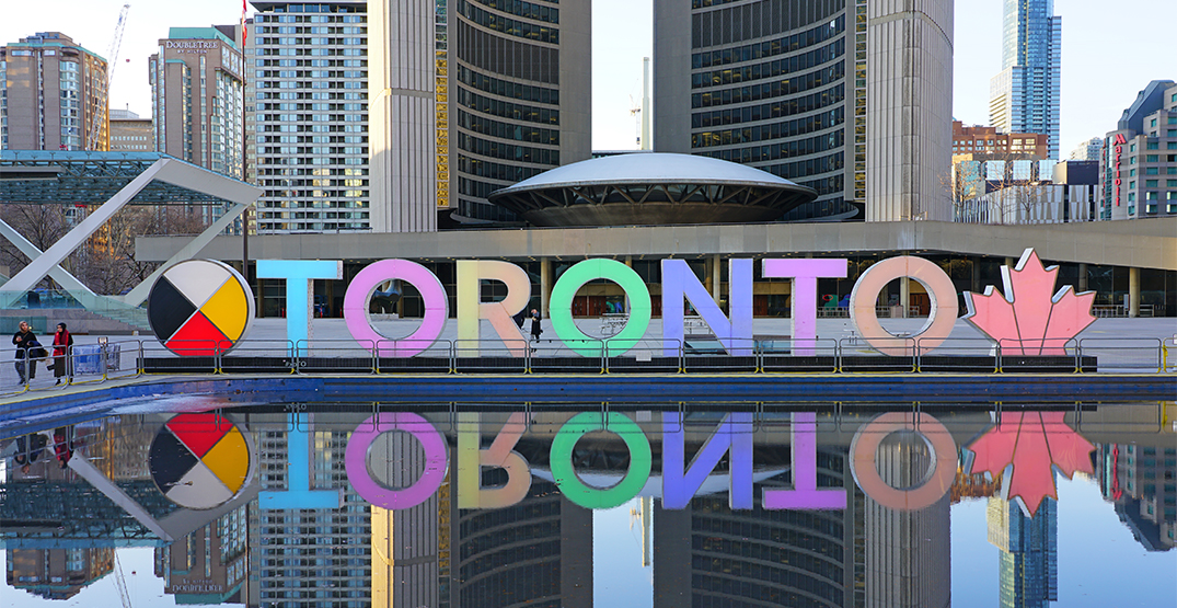 10 facts you may not know about the Toronto sign