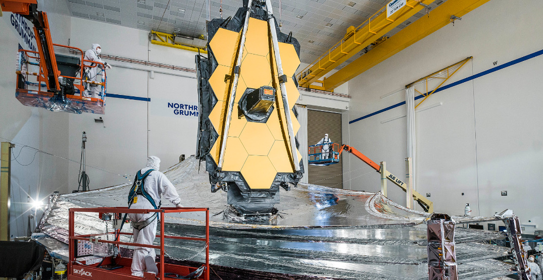 Canada helping NASA launch Webb, the largest space telescope in history