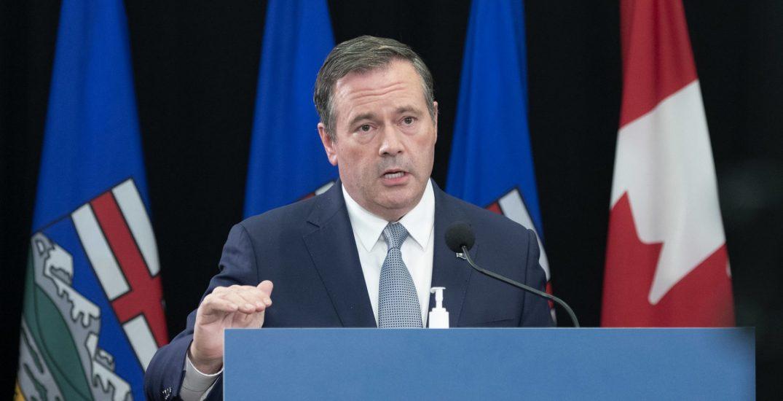 Alberta introducing legislation to curb disruptive protests outside hospitals