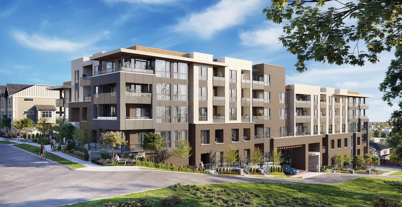 Lifestyle-focused condo development in Surrey over 80% sold