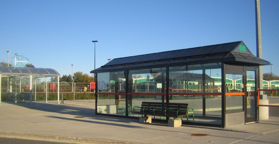 The GTA'S Lincolnville GO Station just got a brand new name