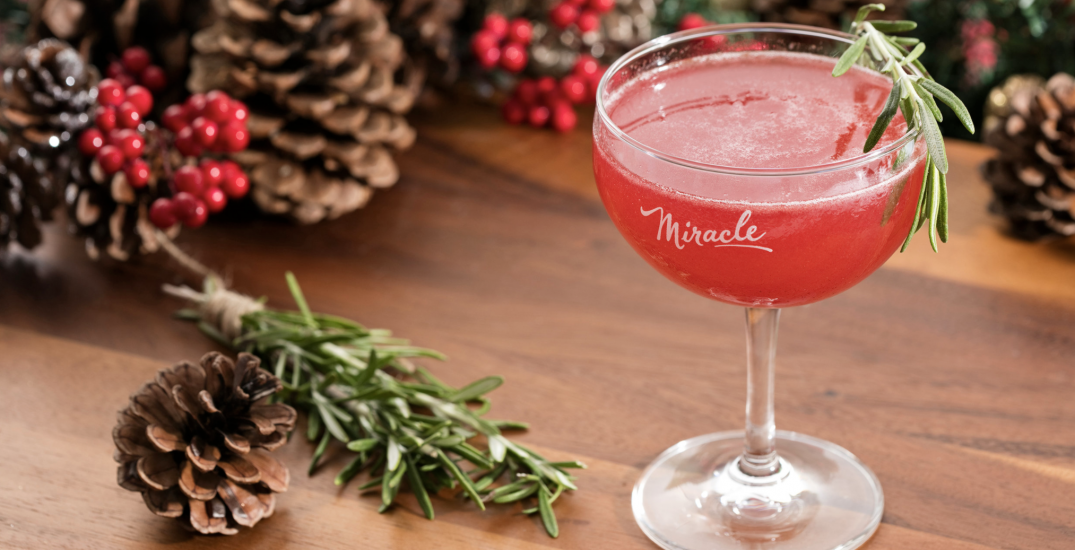 Miracle on First Street pop-up bar to return to Calgary this holiday season
