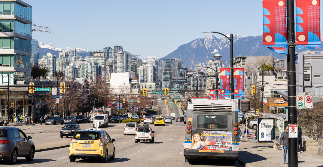 Vancouver climate fees for new car purchases could cost up to $1,000