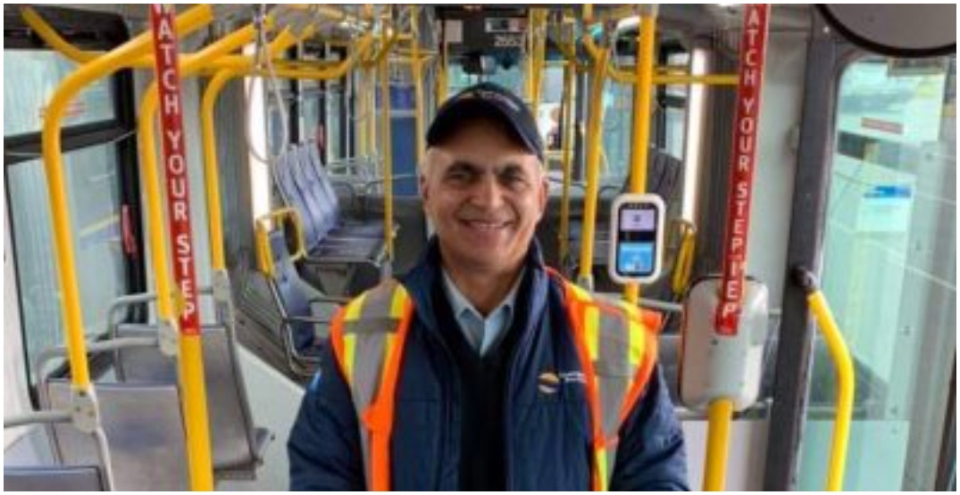 TransLink honours driver who died after being pinned between buses