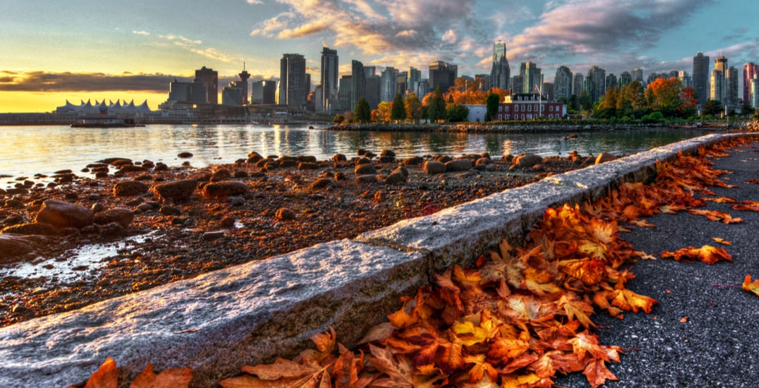 """October weather will be """"colder than normal"""" across BC"""