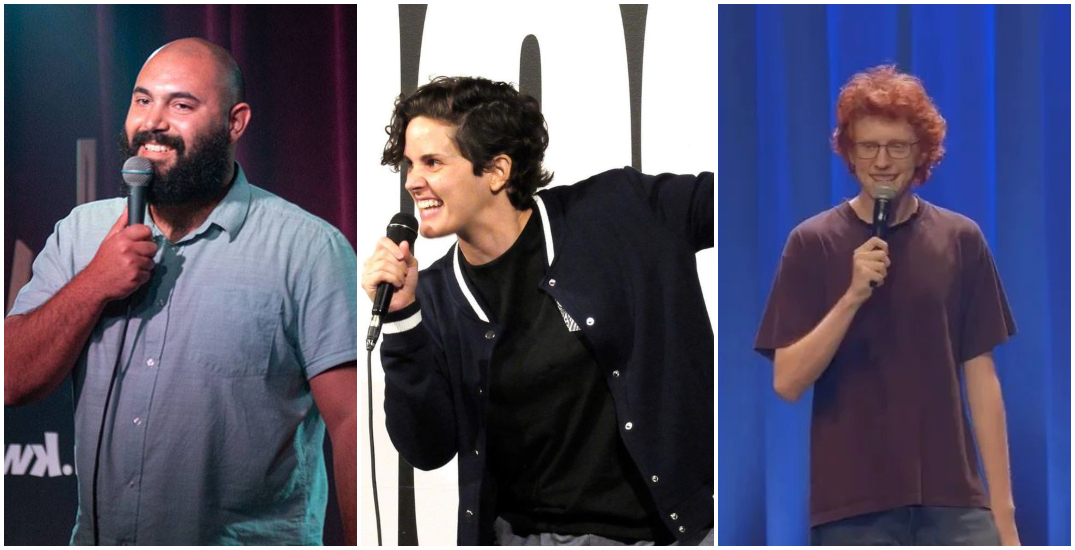 Just For Laughs comedians are performing at this new monthly Montreal stand-up show