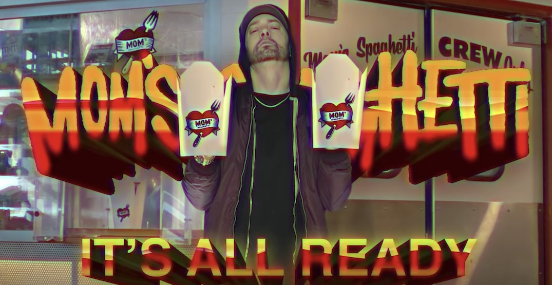 Eminem's new restaurant is just minutes away from the Canadian border (VIDEO)