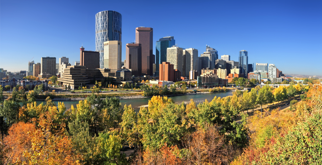 Sweater weather: October forecast to be mild for Alberta