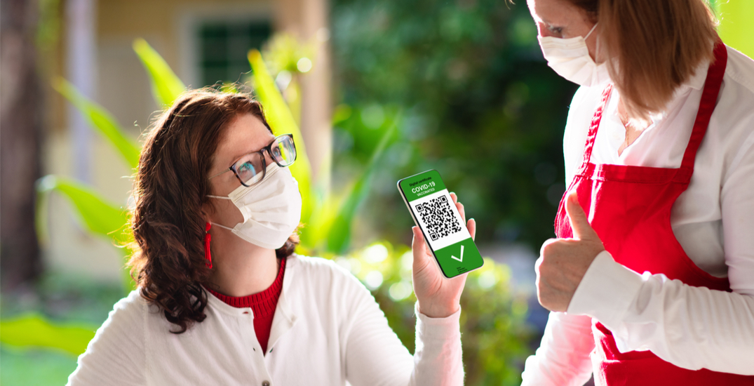 QR code to be Alberta's sole proof of COVID-19 vaccination starting November