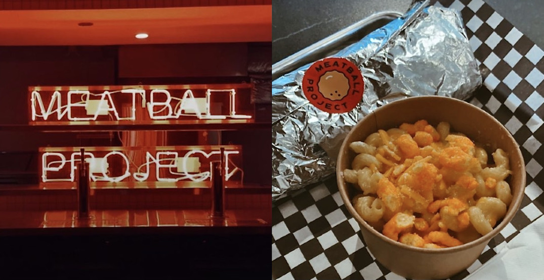 Meatball Project: Quick-service meatball joint opens in Calgary